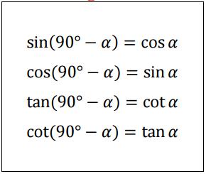 Trigonomeetriavalemidtäiendnurgavalemid