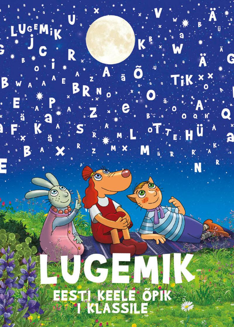 Lugemik. Eesti keele õpik 1. klassile
