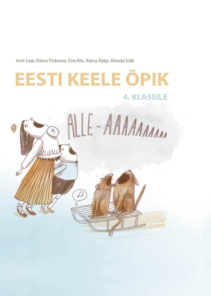 Eesti keele õpik 4. klassile, I osa