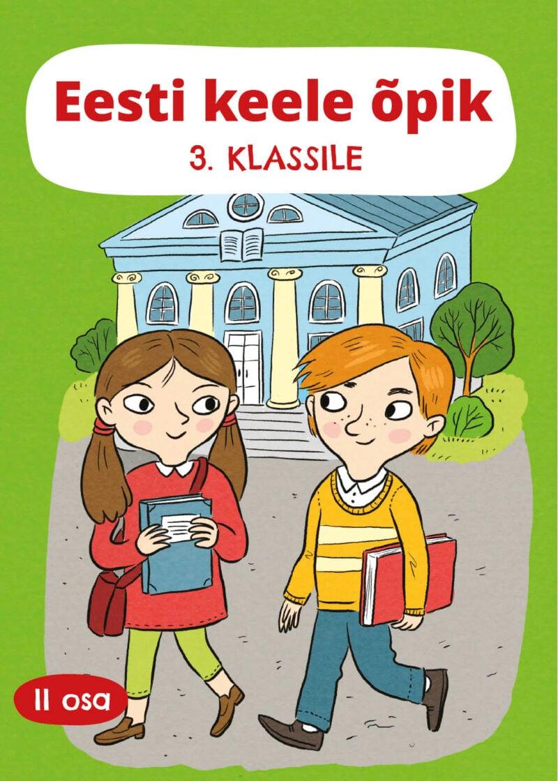Eesti keele õpik 3. klassile II osa